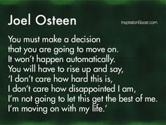 quotes about disappointment, meaning, deep, sayings, joel osteen