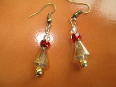 Serenity earrings by GalGlam on Etsy, $7.00  made by, Kim