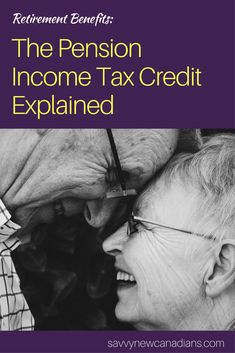 The Pension Income Tax Credit Explained