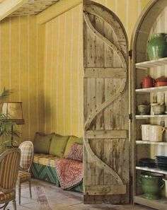 awesome detail for the doors I (really my husband) plan of making.