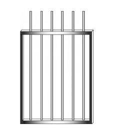 Rural Fencing & Irrigation Supplies offers you high quality gate panel rod top for pool fencing. The product is made of powder coated steel and is available in Satin Black colour. Buy before stock ends! Visit http://ruralfencingsupplies.com.au/