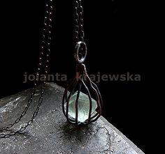 fluorite - sterling silver pendant