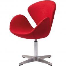 Fotel Nico czerwony na Houzee.pl