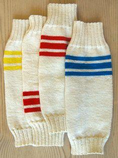 Two Dozen More Legwarmers to Knit – free patterns | Grandmother's Pattern Book