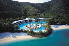 Hayman Island. The Whitsunday Islands Queensland