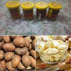 Miel Pur, Health Smoothie Recipes, Pretzel Bites, Muffin, Herbs, Bread, Fruit, Breakfast, Detox