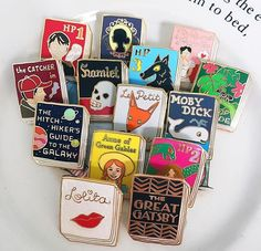 I feel like a kid in a sweet shop when I look at these pins! So many favourites!By Jane MountHard Enamel, butterfly clutch- Tap the link now to see our super collection of accessories made just for you! Jacket Pins, Alpacas, Cool Pins, Bijoux Diy, Pin And Patches, Up Girl, Pin Badges, Lapel Pins, Swagg