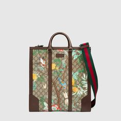 Gucci Men - Gucci Tian GG Supreme tote - 406387K0L6N8685