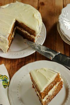 ¿Habéis probado el pastel de zanahoria o Carrot Cake?, si todavía no lo habéis hecho ¡este es el momento!