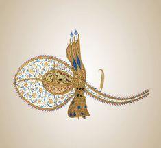 M.Eylül 1604 (H.C.Evvel 1013) Tarihli Evkaf-ı Cerrah Mehmed Paşa Defterinden Sultan I.Ahmed Tuğrası Islamic Art Calligraphy, Ottoman Empire, Art And Architecture, Allah, Diy Crafts, Culture, Antiques, Jewelry, Islamic Art