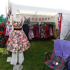 I Like That - clothing store Ladies & Unisex Clothing Sizes XS to 4 XL - 8 to 26 . Bright colourful individual  new age  gothic fair trade  fun and unique ! :) They have some great dresses ladies - go along to their stall and see for yourself at W&P Revival 2016 #retro #dresses #rock #rockabilly #vintage #clothing #ladies  #1940s #1950s