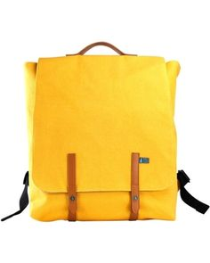 Mad Rabbit Kicking Tiger Jaedon Backpack - Honey Mustard