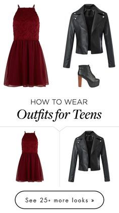 """Untitled #425"" by curlyhair19 on Polyvore featuring New Look and Jeffrey Campbell"