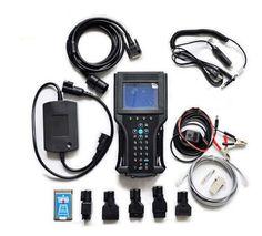OBD2tool 1pc G-M tech 2 scanner full set Vetronix Tech 2 with Flash Candi TIS2000 GMcar card vci module Tech2 scan tool #Affiliate