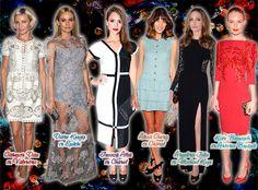 Best Dressed: Diane Kruger in Erdem, Jessica Alba in Chanel and More (Cameron's crop!)