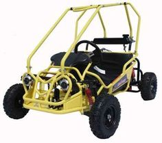 New 2014 Power Kart 110cc Fully Automatic Cougar Go Kart ON SALE ATVs For Sale in Illinois.