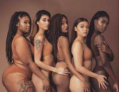 Melanin & they're some beautiful blacks women My Black Is Beautiful, Beautiful People, Beautiful Women, Black Girls Rock, Black Girl Magic, Afrika Corps, 3d Foto, Melanin Queen, Black Power