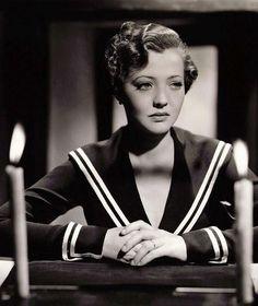 Sylvia Sidney in Sabotage (1936, dir. Alfred Hitchcock) (via)