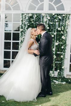 Photography : M&J Photography   Wedding Venue : Villa Baulieu   Wedding Dress : Badgley Mishka   Event Design : Lavender and Rose   Wedding Planning : Lavender and Rose   Grooms Suit : Tom Ford Read More on SMP: http://www.stylemepretty.com/2017/03/27/wedding-weekend-in-provence/