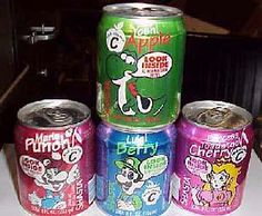 Super Mario Soda | 23 Refreshing Childhood Drinks - does anyone else remember these!