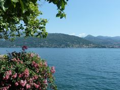 Travel with Me: Belgirate-Lake Maggiore | Magic Views Across a Sty...