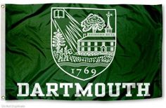 "Dartmouth University Big Green. The school has no official mascot. Contrary to what some believe, the Indian was never the official mascot. The use of the Indian dates back to the 1920s. It is difficult to determine exactly why, but some Boston sportswriters and cartoonists began to refer to Dartmouth's teams as the Indians prior to the 1922 football game with Harvard. The use of the ""Indian"" nickname remained in use informally and unofficially until the early 1970s."