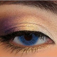 101 Eye Make Up Tutorials From Around The WorldEveryday Shimmer Grey Eye Makeup: