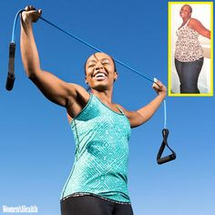 These Gradual Changes Helped Me Lose 95 Pounds in Just Over One Year http://www.womenshealthmag.com/weight-loss/april-alexander-success-story