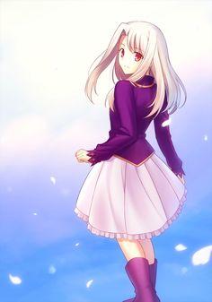 Fuyu Yuki, Fate/stay night, Illyasviel von Einzbern