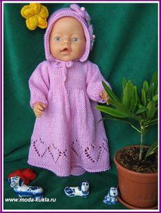 Платье на БЕБИ БОРН - http://www.moda-kukla.ru/index.php?option=com_content&view=article&id=98:2013-03-03-07-15-38&catid=8:knitting1
