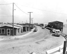 Dock Street scene - Cedar Key, Florida - Photographed in October, 1971 by Karl Holland