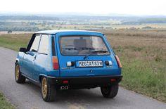 Deze Renault 5 Alpine Turbo 122B in de Alpine blauwe kleur met slechts 95.000km op de teller wordt te koop aangeboden in Duitsland. De R5 uit het laatste...