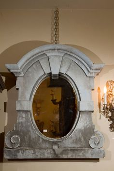Pair Of French Zinc Dormer Windows | From a unique collection of antique and modern architectural elements at https://www.1stdibs.com/furniture/building-garden/architectural-elements/