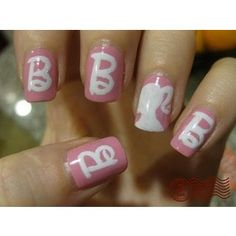 Might have to try this but maybe only the ring finger, all the b's are a little overkill.