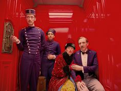 After The Grand Budapest Hotel swept up at the Baftas 2015, winning a total of five awards, here's our review: