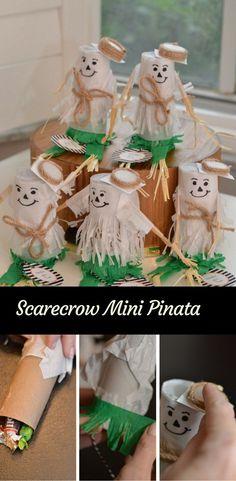 Scarecrow Mini Pinat