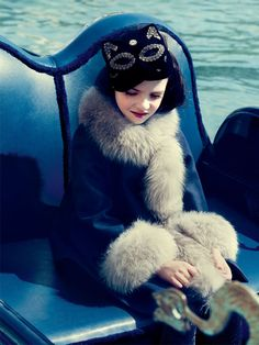 Baby Dior - Discover the Autumn-Winter 2014 Collection