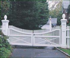 42 Best Vinyl Driveway Gates Images Entrance Gates