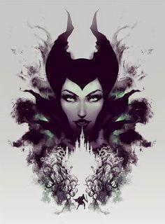Maleficent by Jeff Langevin *