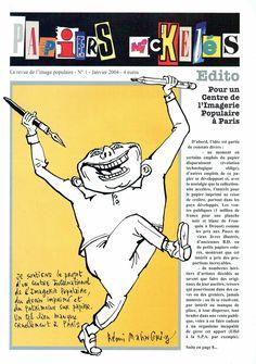 Papiers Nickelés n° 1 Janvier 2004