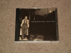 CHARLIE WATTS Long Ago and Far Away (CD, Music, Jazz, Drums, Jun-1996, Virgin) #ContemporaryJazz