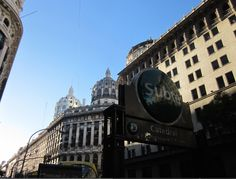 Microcentro - #buenosaires #buildings #downtown #history #architecture