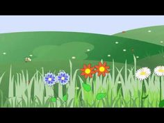 This is an easy playalong for younger children. Clap/move/or play instrument when the bee hits the flowers or B. Split class in 4 groups and link. Kindergarten Music, Teaching Music, The Imperial March, Music And Movement, Elementary Music, Music For Kids, Music Classroom, Music Lessons, Music Education