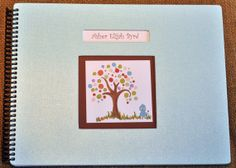 Custom Baby Book for LGBT, Adoptive, Single parent, or Straight families by LoveLeafBooks, $42.50