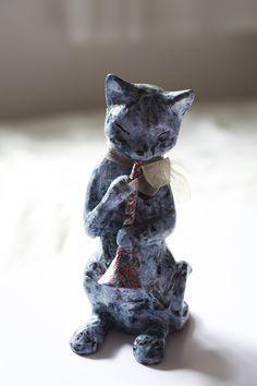 petit chat musicien