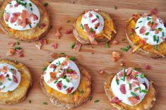 Loaded Baked Potato Wheel Recipe | Kansas City Mamas