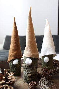 Natural Christmas, Simple Christmas, Christmas Time, Christmas Crafts, Christmas Ornaments, Xmas Theme, Theme Noel, Diy And Crafts, Crafts For Kids