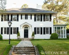 Beautiful Neel Reid design from 1918, gently updated...Atlanta   Traditional Home