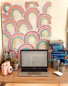 "〽️ARIANELA |Find Me At Home on Instagram: ""Home office 💻 🌵 📚 . . . #home #homeoffice #micasa #milugarfavorito #dublinireland #irelandphotography #homedecor #travelinspo #inspotravel…"" Prague, Bangkok, Vietnam, Europe, Dublin Ireland, Home Office, Photography, Travel, Instagram"