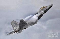 F-22 Raptor Super Sonic